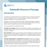 Telehealth Resource Package